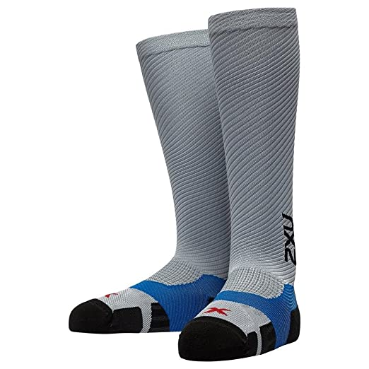cd35194a0c 2XU Mens Elite Lite X-Lock Compression Socks at Amazon Men's Clothing store:
