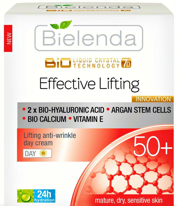 BIELENDA 50+ Effective Lifting Anti-Wrinkle Day Cream 50ml.