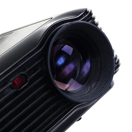 Amazon.com: 5000 Lumens HD 1080P Home Theater Projector 3D LED Portable SD HDMI VGA USB New: Electronics