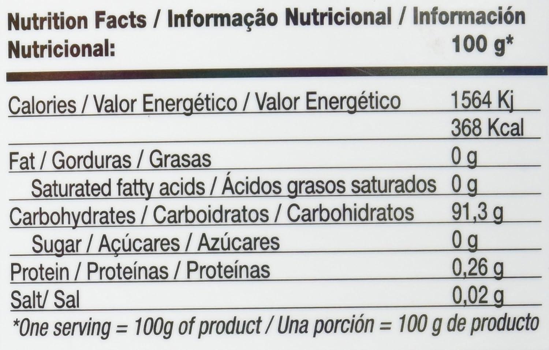 Quamtrax Waxy Maize Sabor Neutro - 2200 gr