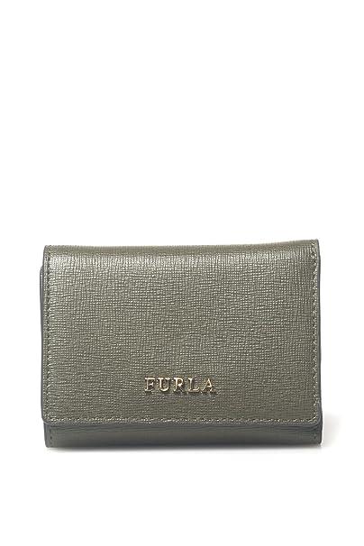 outlet stili di moda assolutamente alla moda FURLA Portafoglio Piccolo Donna Verde: Amazon.it: Abbigliamento