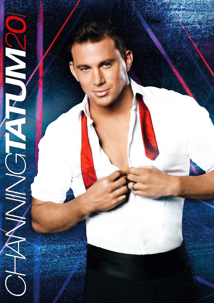 Channing Tatum 2020 Calendar : Tatum, Channing: Amazon.es: Libros