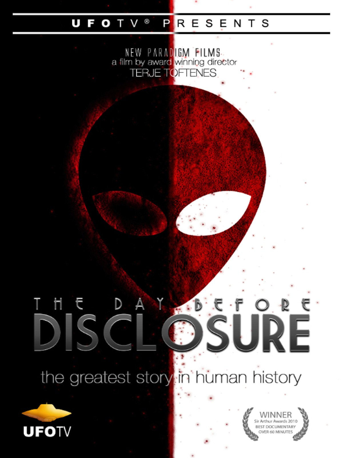 The Day Before Disclosure on Amazon Prime Video UK