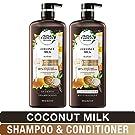 Herbal Essences, Shampoo and Paraben Free Conditioner Kit, BioRenew Coconut Milk, 20.2 fl oz, Kit