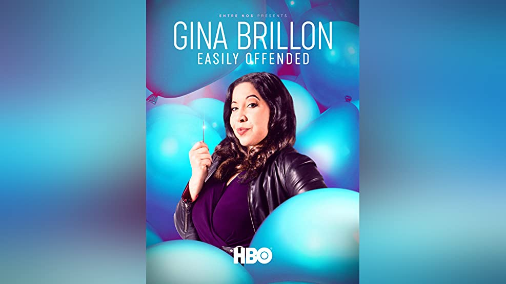 Gina Brillon: Easily Offended