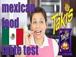 Food Taste Test Videos