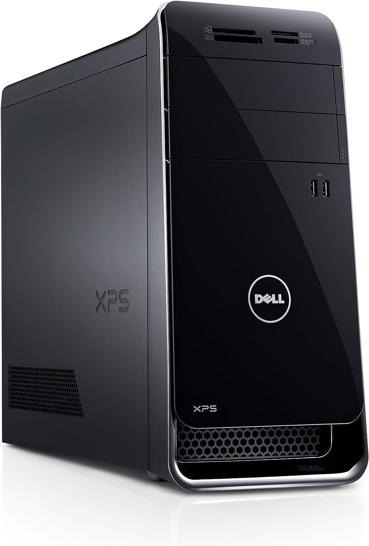 Dell XPS X8700-1877BLK Desktop (3.9 GHz Intel Core i7-4770 Processor, 12GB DDR3, 1TB HDD, Windows 8) Black [Discontinued By Manufacturer]