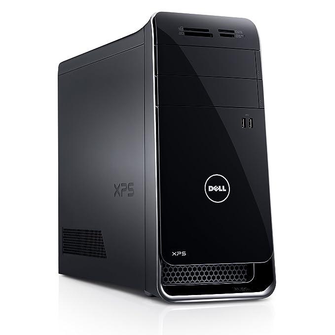Dell XPS x8900-8756BLK Desktop (6th Generation Intel Core i7, 32 GB RAM, 2  TB HDD + 256 GB SSD) NVIDIA GTX 960