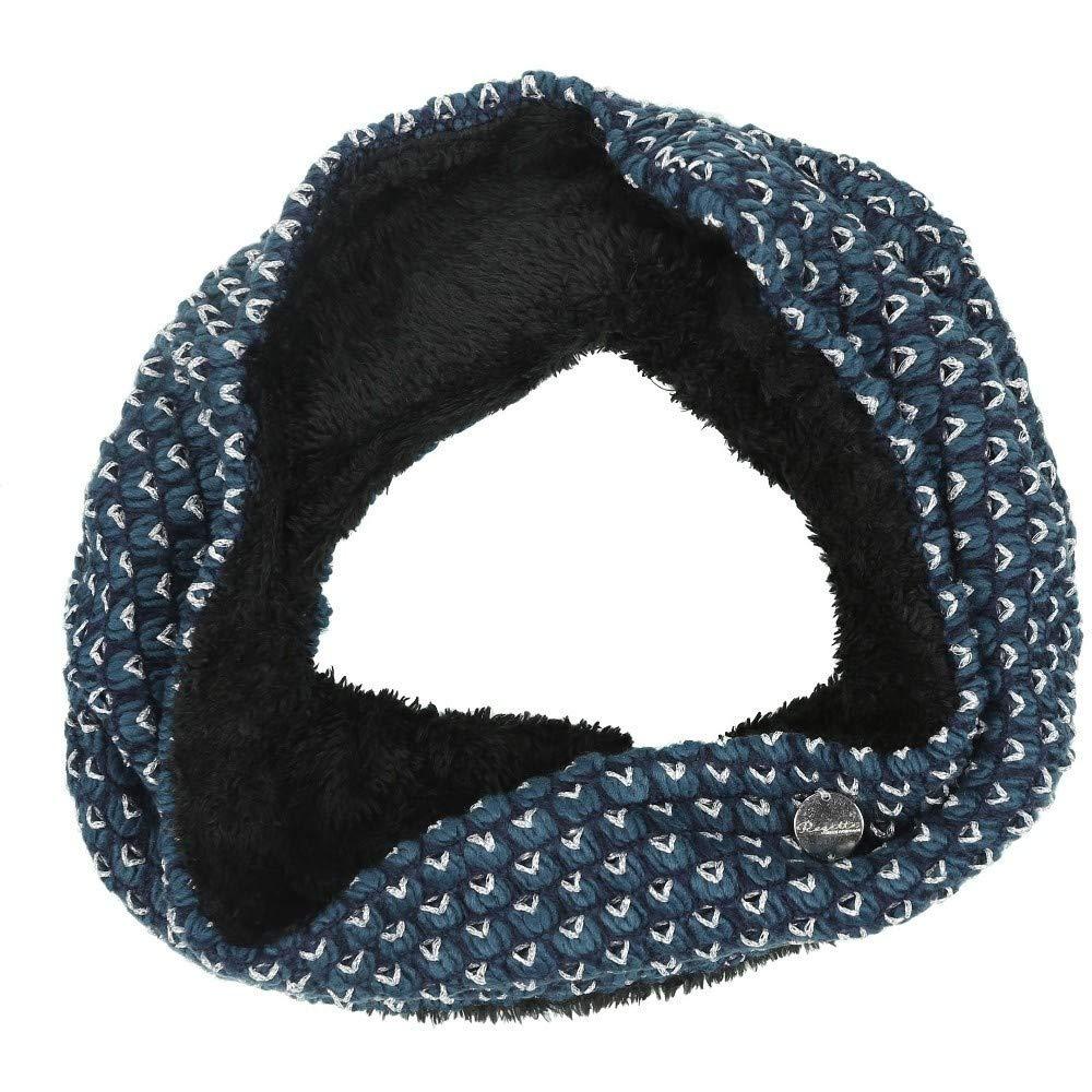 Regatta Great Outdoors Womens//Ladies Harleth Textured Knit Snood Neck Gaiter