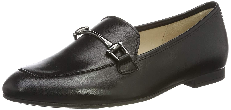 Noir (noir(altargent) 27) Gabor chaussures Gabor Décontracté, Mocassins Femme Femme