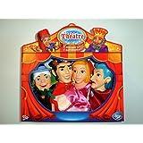 Mon théâtre et mes 4 marionnettes Cendrillon - 113898B