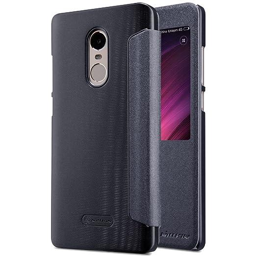 "2 opinioni per XMT Xiaomi Redmi Note 4X 5.5"" Custodia,Ultra Slim Sottile Custodia in Pelle PU"