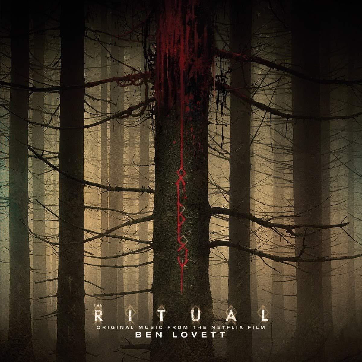 Vinilo : Ben Lovett - The Ritual (original Score) (Brown)