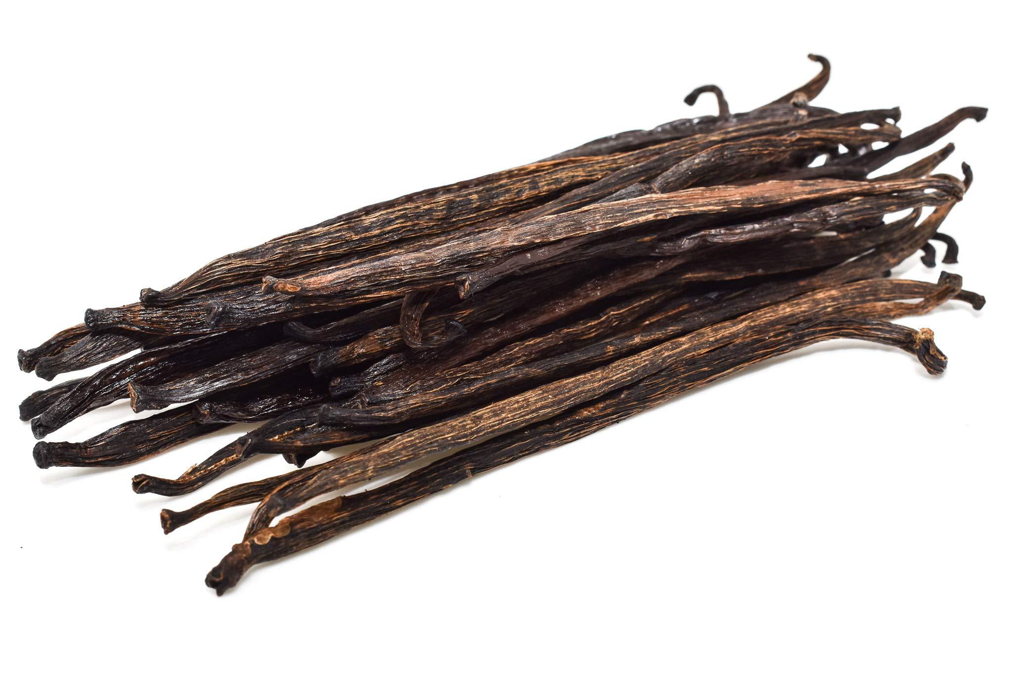 Extract Grade Vanilla Beans by Slofoodgroup 12-14 cm (various sizes available) Grade B Vanilla beans (35 extract vanilla beans)