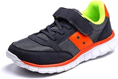 zicoope Deportes Casual Zapatillas Deportivas Correa De Soporte De Luz Peso Running Zapatillas Zapatos: Amazon.es: Zapatos y complementos