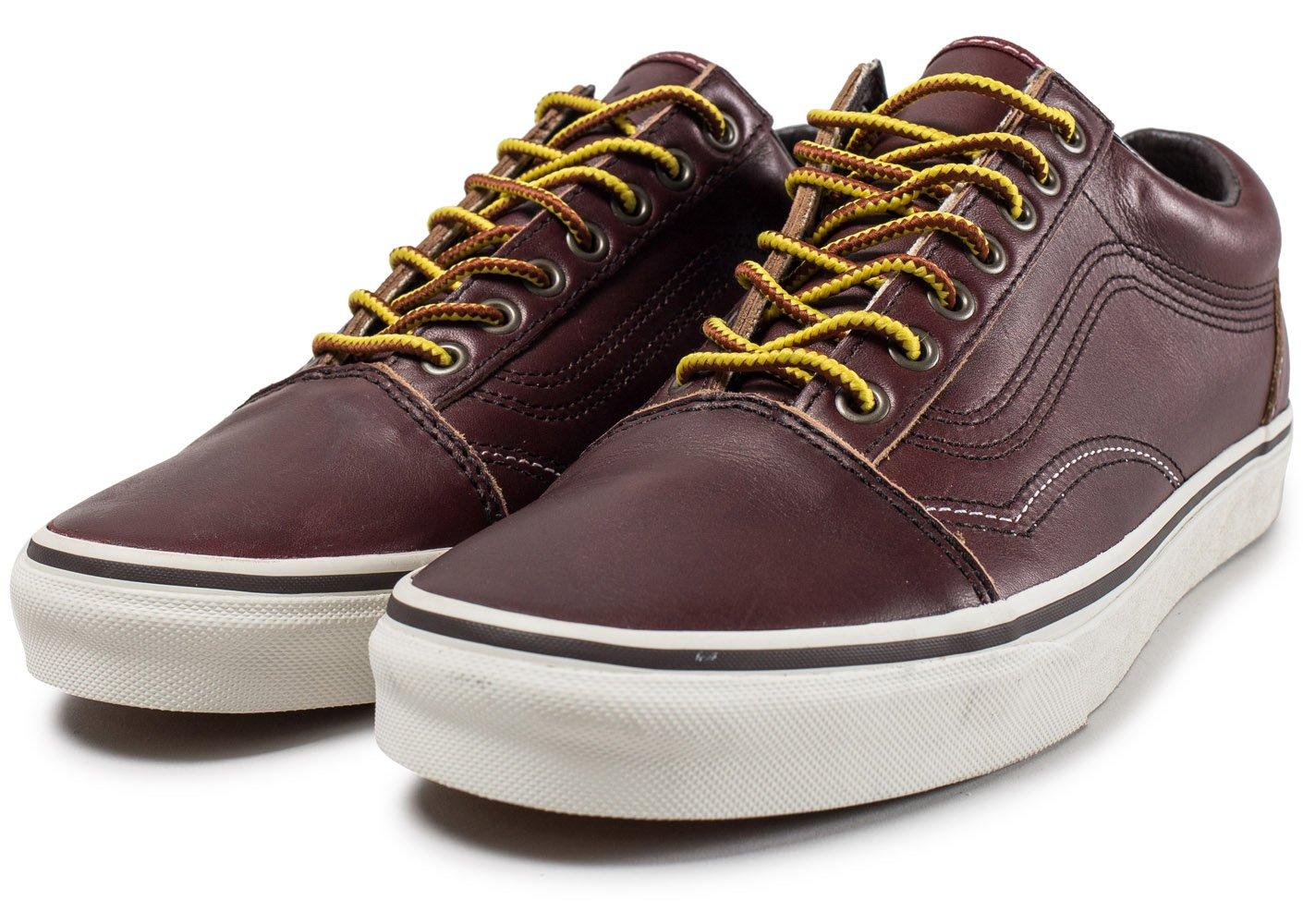 Vans Herren Grau, UA Old Skool Sneaker, Grau, Herren 47 EU Braun 5ceb75