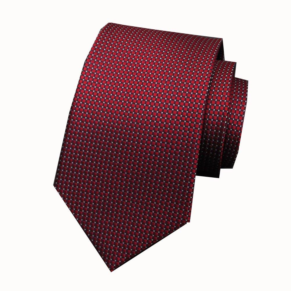 Men Tie Formal Wear Bridegroom Business Formal Silk Color : 4 Tie
