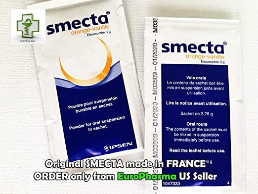 smecta sachet indication