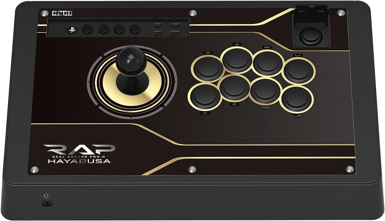 Amazon com: HORI Real Arcade Pro N Hayabusa Arcade Fight Stick for