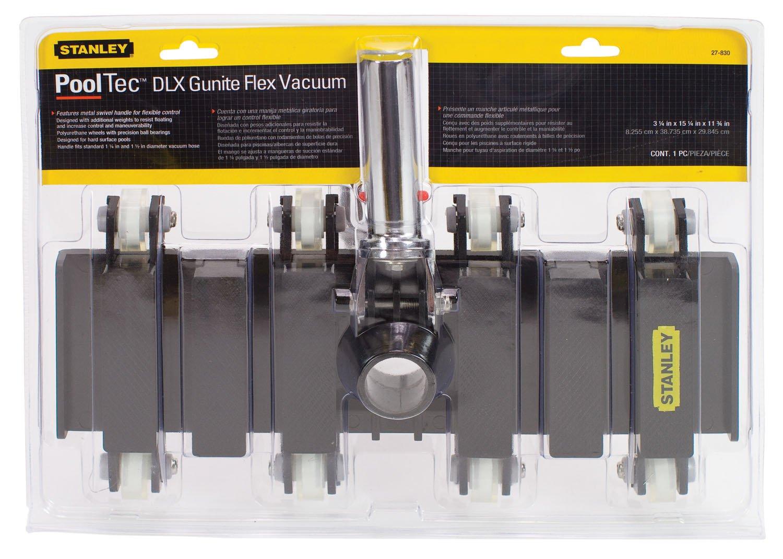 Amazon.com: Stanley 27830 Deluxe Gunite Flexible Vacuum: Garden & Outdoor