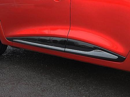 Per CLIO IV Grand Tour Rivestimento per cruscotto in acciaio inox cromato 2012+