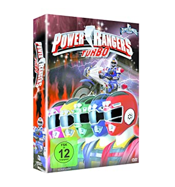 Power Rangers - Turbo [Alemania] [DVD]