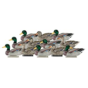 Dakota Decoy X-treme Mallard Decoys 12 Pack