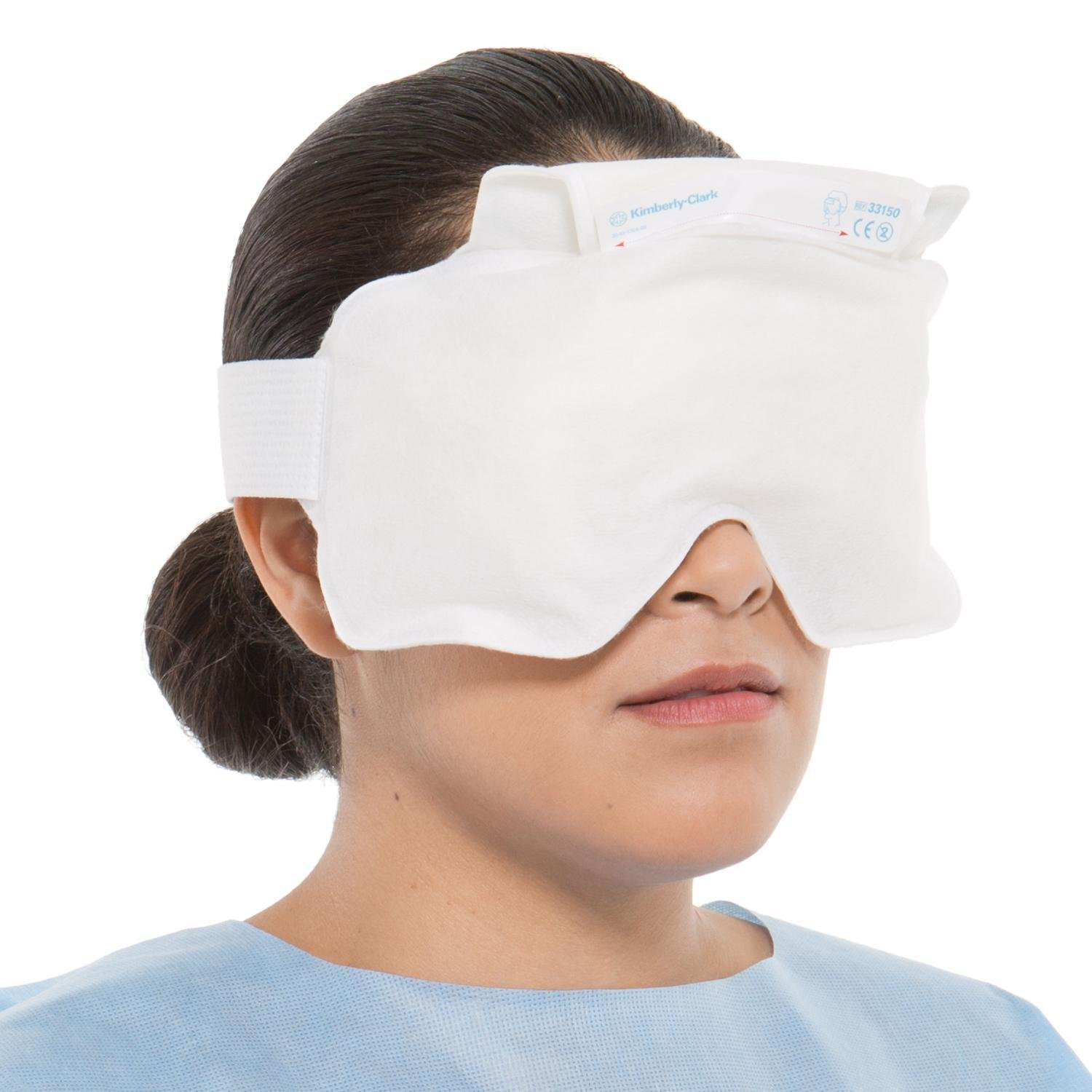 Halyard Health 33150 Health Care Eyecare EENT Ice Pack, 10 inch L x 4.5 inch W (Case of 30) by Halyard Health