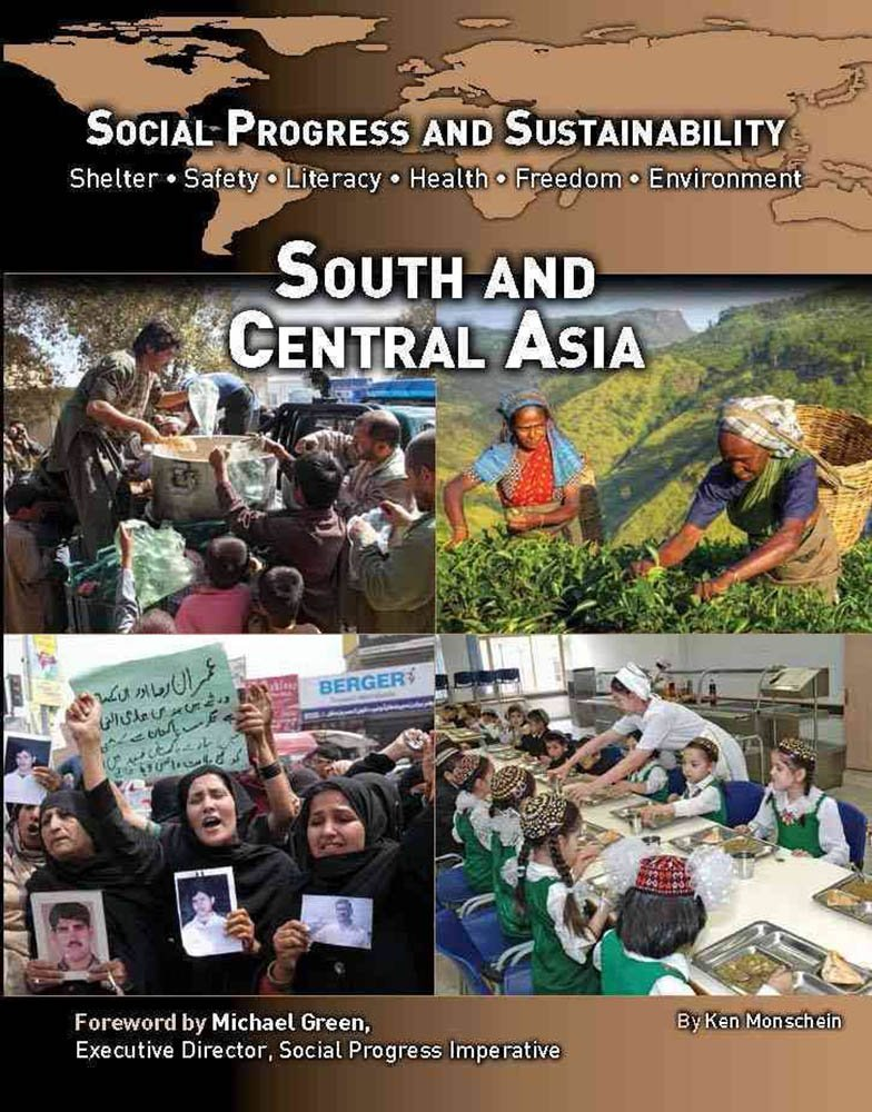 South and Central Asia (Social Progress and Sustainability) Text fb2 ebook