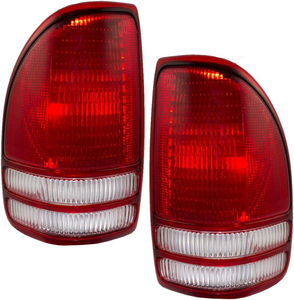 New Right Tail Light Passenger Side Fits 97-04 Dodge Dakota # 55055112