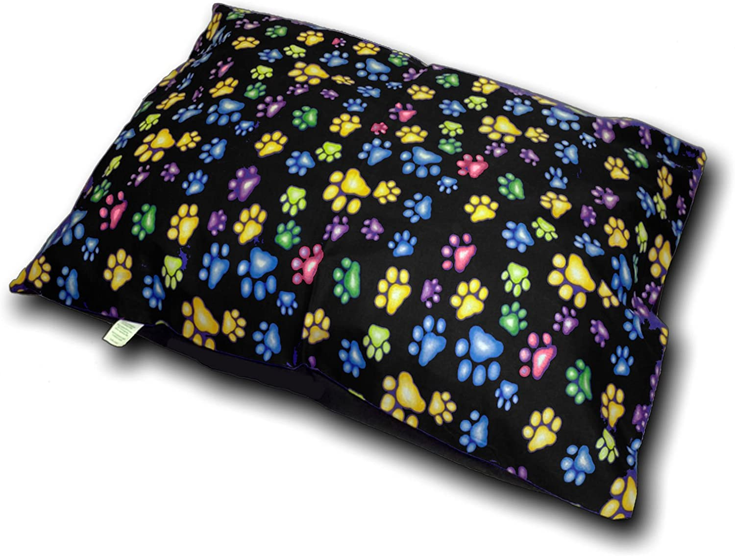 AmigoZone Large and Extra Large Pet Dog Bed Zipped Removable /& Washable Complete Bed Or Cover Only Extra Large Cover + Cushion, Asorted