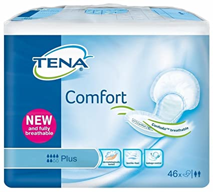 Tena Comfort Plus - Lote de 46