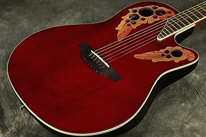 Ovation CE48 Celebrity Elite Guitarra Electroacústica guitarra ...