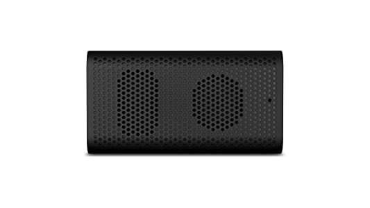 Philips BT 106 Bluetooth Speaker with Built-In Power bank (Black)