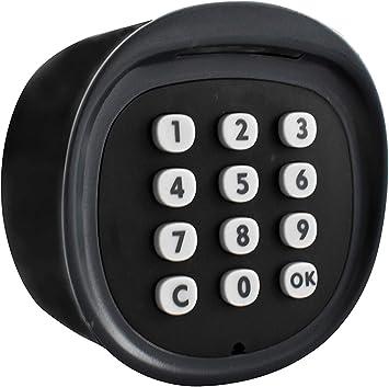 Teclado Portal de código - código del Teclado del cojín para el Portal - Wireless Key Pad Teclado inalámbrico de codificación CodeGate - AAA0008 SCS ...