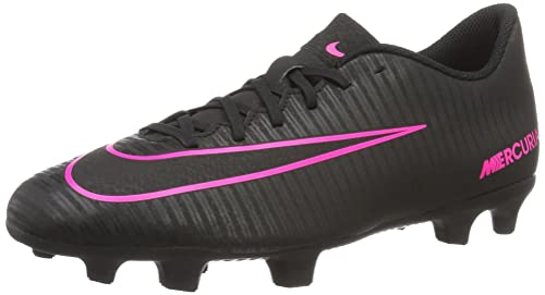 best authentic ba4b9 b4b45 Nike Mercurial Vortex III Fg, Scarpe da Calcio Uomo, Nero (Negro Black)
