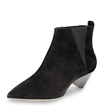 0ac703ed8 Ash Cosmos Ankle Boots Black Suede 41 Black.  Amazon.co.uk  Shoes   Bags