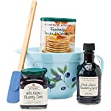 Stonewall Kitchen Easter Blueberry Batter Bowl Gift (5 Piece)