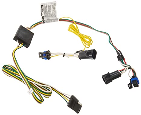 Groovy Amazon Com Curt 56018 Custom Wiring Harness Automotive Wiring Digital Resources Cettecompassionincorg