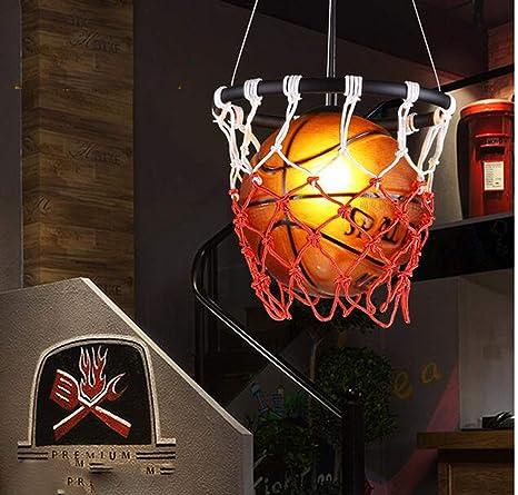 Lámpara De Techo, Iluminación De Baloncesto De Vidrio ...