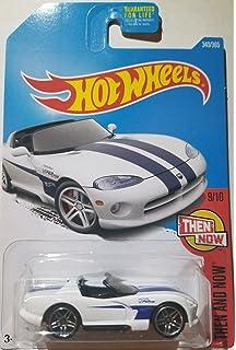 Hot Wheels Mattel Dodge Viper SRT 10 Roadster 1//18 Mat 53836 Auto 1//18