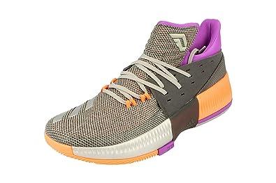 reputable site 91680 23967 ... shop adidas d lillard 3 mens basketball trainers sneakers uk 11 us 11.5  eu 46 96f7d