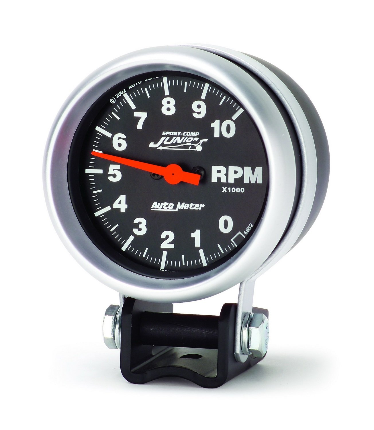 Amazon.com: Auto Meter 6652 Sport-Comp Junior Dragster Tachometer:  Automotive