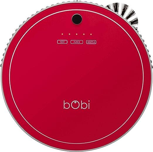 Bobsweep bObi 2.0 Pet Hair Robotic Vacuum Cleaner in Silver