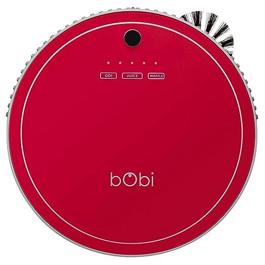 bObsweep Bobi Mascota Robot Aspirador, Scarlet: Amazon.es: Hogar