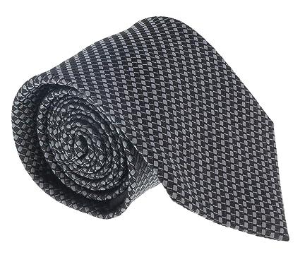 a82feb7dad Ermenegildo Zegna Grey Cubic Stripe Tie for mens at Amazon Men's ...