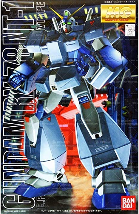 2.0 1//100 model kit Bandai MG Master Grade Gundam 0080 NT-1 ver