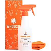 WHOOSH! Zestaw do czyszczenia ekranu - najlepszy do smartfonów, iPadów, okularów, Kindle, ekranu dotykowego i…