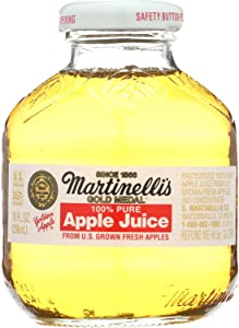 Martinelli, Juice Apple, 10 FO (Pack of 24)