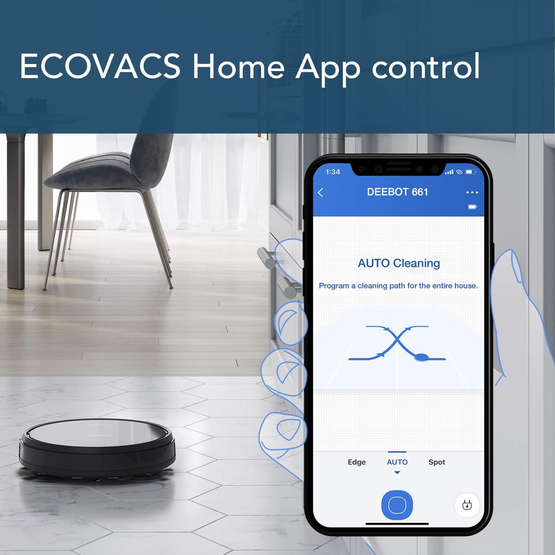 ECOVACS DEEBOT 661 Convertible Vacuuming